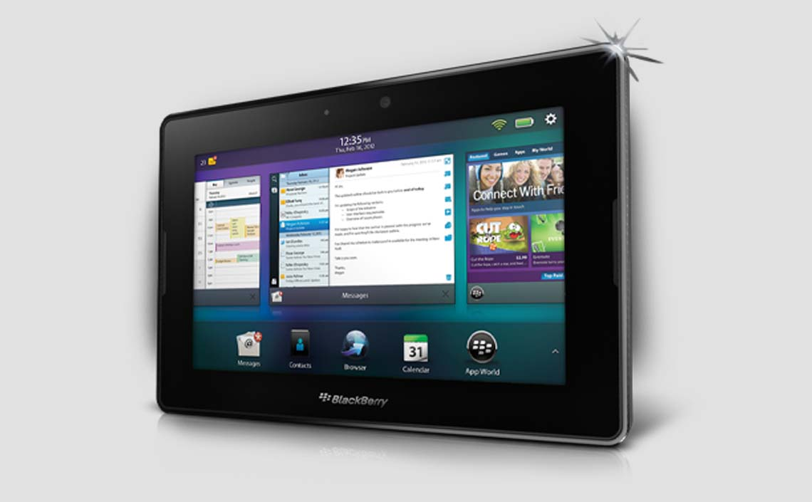 Trucos BlackBerry PlayBook