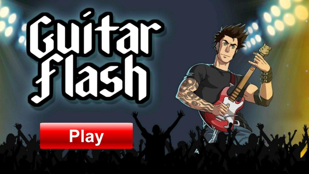 Cómo usar Guitar Flash