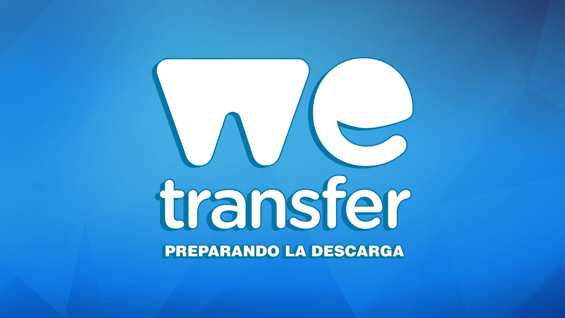Bajar documentos de Wetransfer