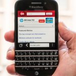 Se puede o no usar Google Play Store para BlackBerry
