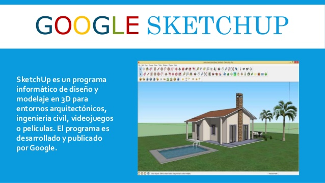 Links para descargar Google Sketchup gratis
