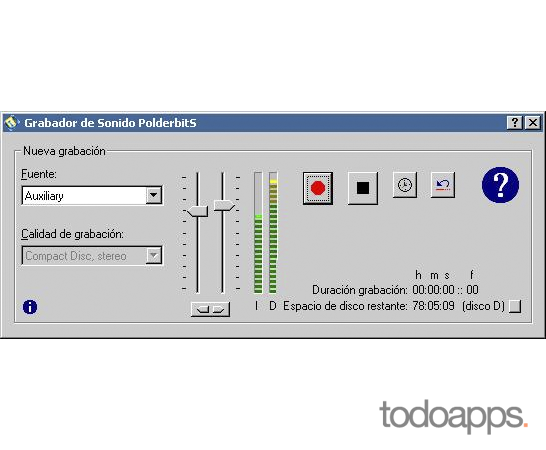 Apps para grabar el audio de la PC