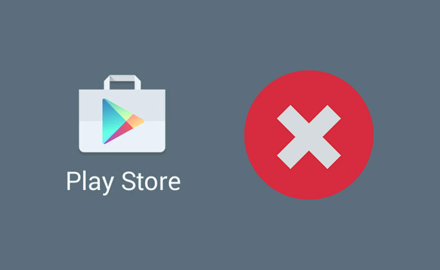 Tutorial: error de servidor de Google Play