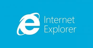 Maneras de abrir navegador Internet Explorer 11 en Windows 10