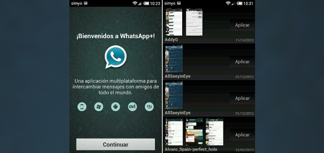 Tutorial: desinstalar WhatsApp Plus