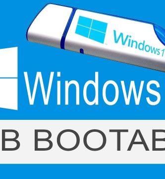 Instructivo: crear un USB booteable en Windows 10
